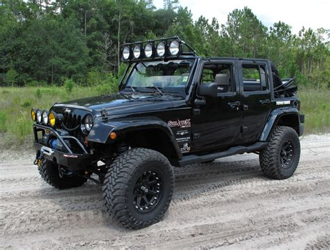 baja jeep wrangler jeep wrangler unlimited blacked out image 239