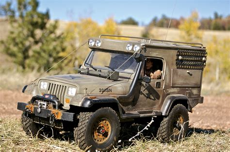 Reader S Ride Seth Tastad S Tamiya Jeep Wrangler Rc Car