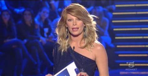alessia marcuzzi doccia grande fratello 12 sesta puntata 28 novembre 2011