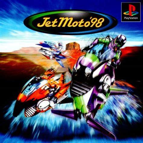 Jet Moto1 jet moto 2 box for playstation gamefaqs