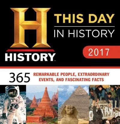 history channel day history calendar