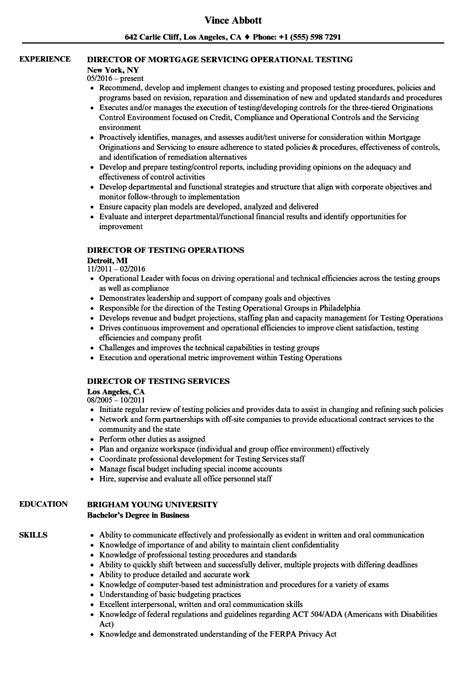 Ivr Tester Sle Resume by Stunning Ivr Testing Resume Contemporary Resume Ideas Www Namanasa