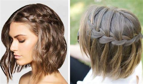 11 peinados casuales para cabello corto peinados 20 peinados para cabello corto f 225 ciles que te dar 225 n un
