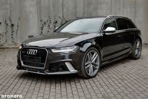 Audi Rs6 Advert Used Audi Rs6 399 999 Pln 10 000 Km 2015 Otomoto Pl