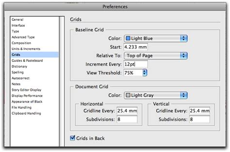 indesign tutorial baseline grid how to use baseline grids in indesign haiz design haiz