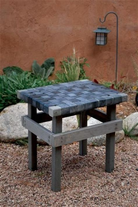recycled garden bench natural health blog mother earth news healthy living