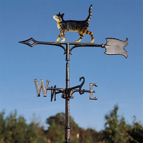 Cat Weathervane Whitehall 30 Quot Cat Standing Weathervane Mailboxuniverse