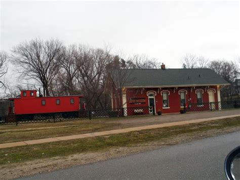 the depot museum history museum 126 wetmore st in