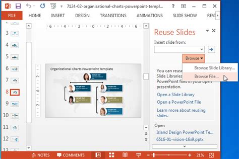 how to combine multiple powerpoint presentations in