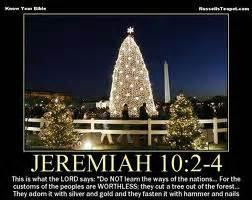 christmas is it christian or pagan