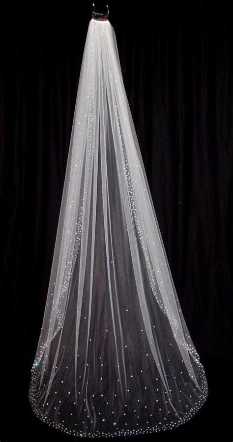 Floor Length Veil Ivory 17 best ideas about floor length veil 2017 on