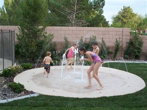 backyard splash pad cost 17 best ideas about backyard splash pad on pinterest