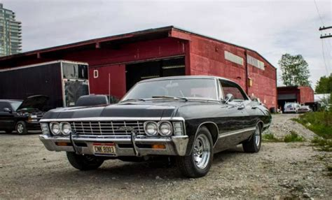 supernatural 1967 chevrolet impala why supernatural s 1967 chevrolet impala is a