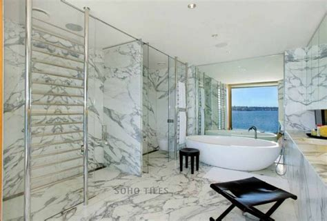 arabescato marble soho tiles marble and stone