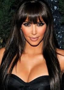 Khloe kardashian dark hair color photo ideas with natural hair colour