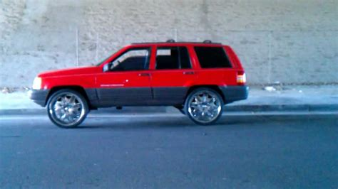 Jeep Grand Add Ons Jeep Grand On 24s