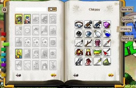 book maplestory book information maplestory