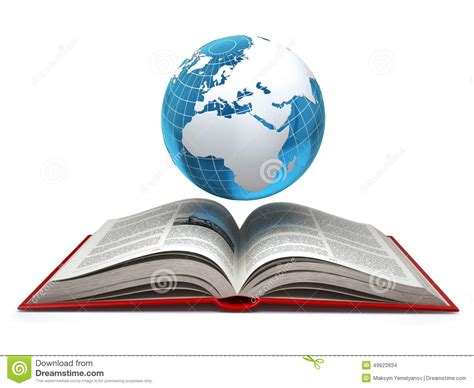 Online 3d Building Design education internet e learning concept earth and open book
