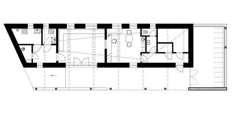 train floor plan gallery of train station čeladn 225 projektstudio 9