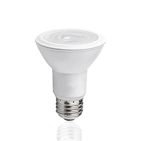 led par20 dimmable bulb warm white