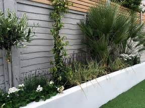 Fencing Ideas For Small Gardens Artificial Garden Design