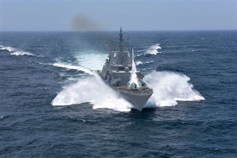 sinking boat interview question has the us navy thought this new frigate through new