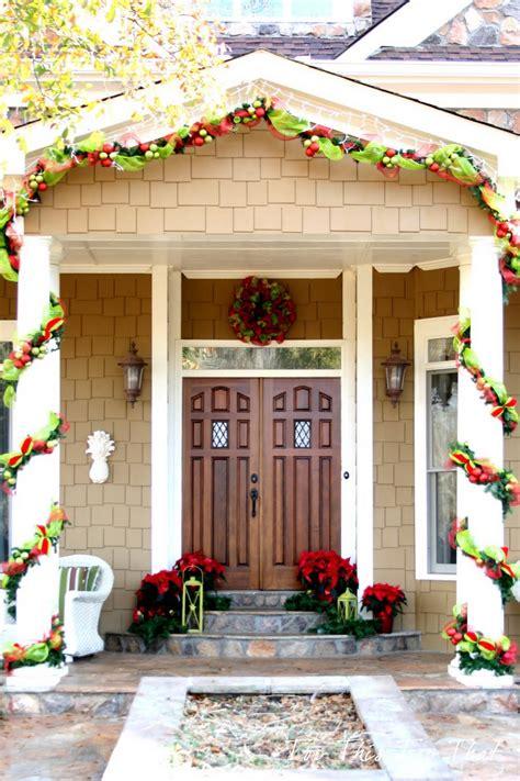 decorating ideas marvellous front porch christmas