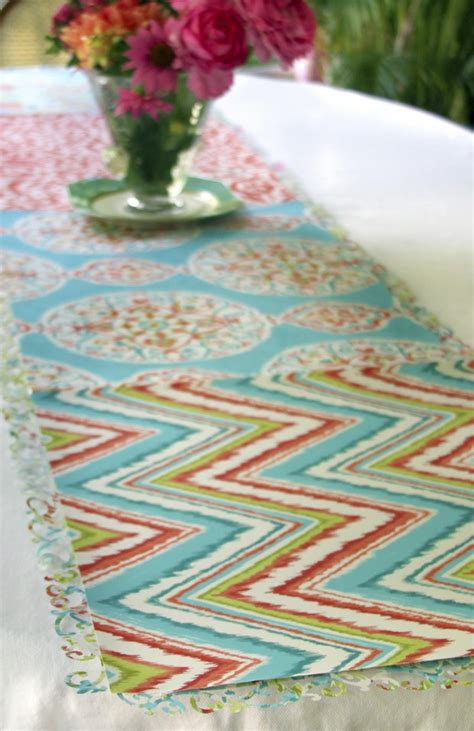 Craft Paper Table Runner - dress up your table with a paper runner click