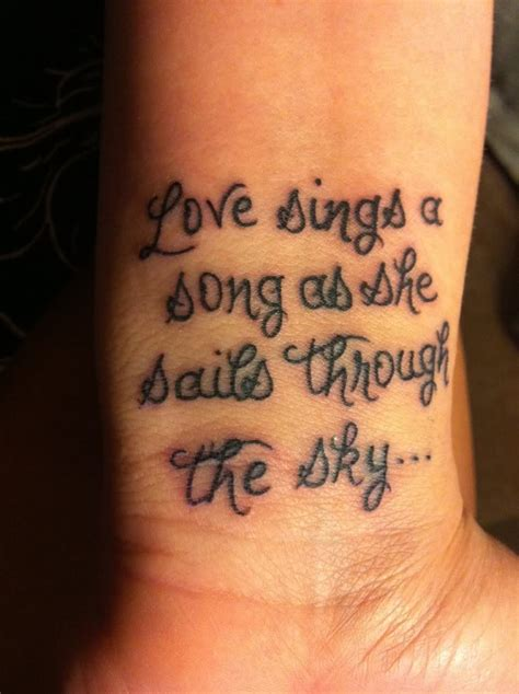 avett brothers tattoo avett lyric tattoos fonts