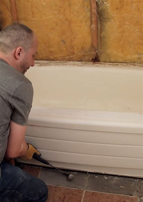 diy bathtub removal how to remove a bathtub diy pj fitzpatrick
