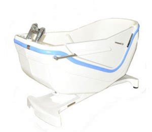 recline bath adaptocare adaptocare reclining bath