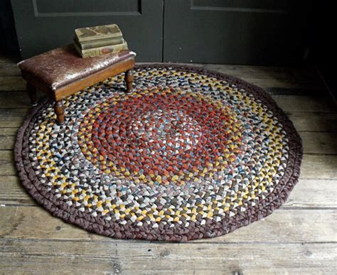 Vintage Braided Rugs by Vintage Braided Rug