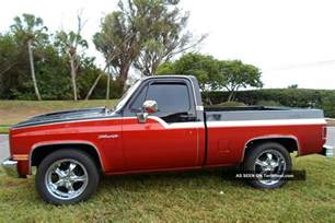 1983 chevy truck autos weblog