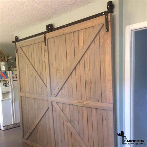 Barn Door Bypass Hardware Best 25 Bypass Barn Door Hardware Ideas On Closet Door Hardware Sliding Barn Door
