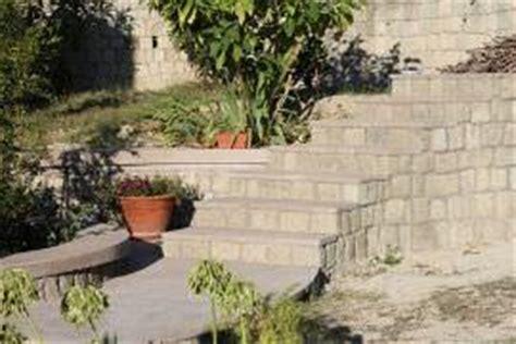 terrazzamento giardino terrazzamenti in giardino