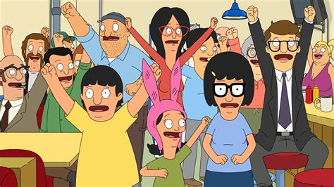 Anime Tv Shows by Best Animated Tv Shows Of 2016 Bob S Burgers Bojack