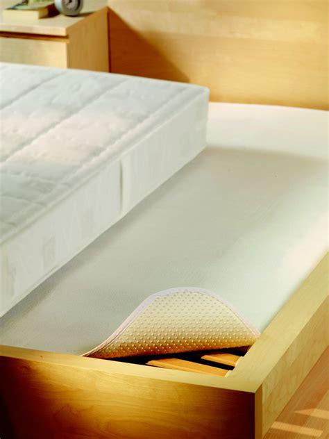 stockflecken matratze keno kent noppenschoner matratzenunterlage