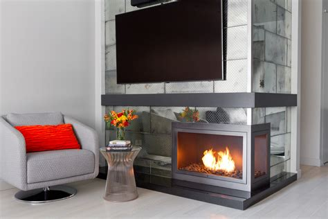 Hearth Cabinet by Modern Fireplace Designs Modern Freestanding Fireplaces
