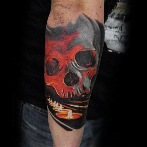 red ink tattoo designs 70 ink designs for masculine ink ideas