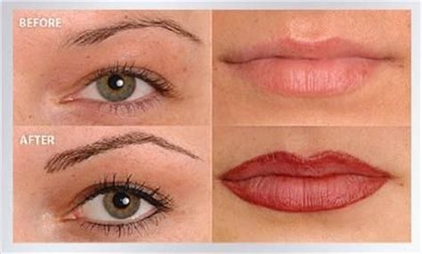 tattoo eyeliner newcastle before after xy s cosmetic tattooing permanent make