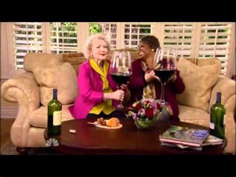 betty white   rockers wine skit youtube