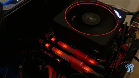 amd ryzen 5 1600x fan amd ryzen 5 1600x and 1500x cpu review
