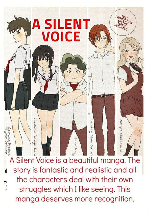 The Shape Of Voice 6 7 Yoshitoki Oima 380 best koe no katachi images on videogames a silent voice and anime