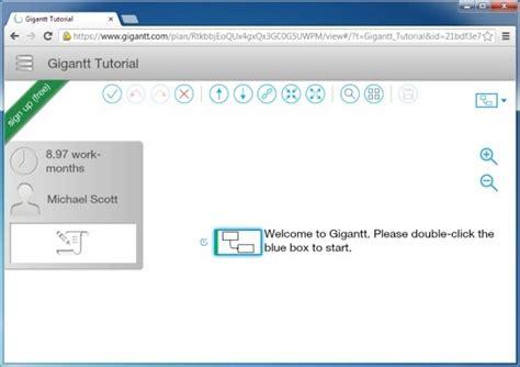 tutorial online collaboration gigantt plan projects assign tasks and track progress online