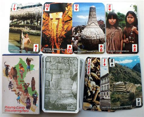 Greetings From Peru 2 by Fenno Peru The World Of Cards