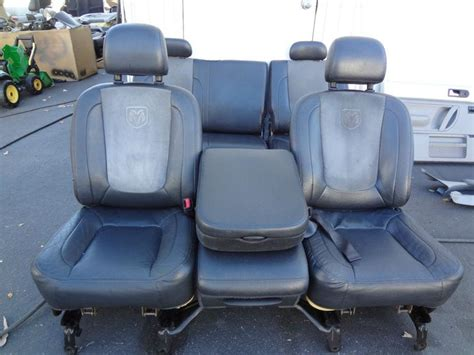 dodge ram seat upholstery oem purchase 2002 2009 dodge ram cab oem front rear