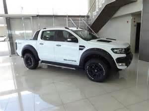 White Ford Ranger 2016 White Ford Ranger 3 2 Wildtrak Auto For Sale In