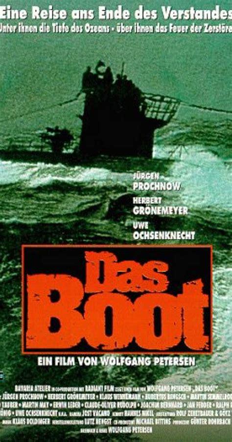 german u boat movie das boot das boot 1981 imdb