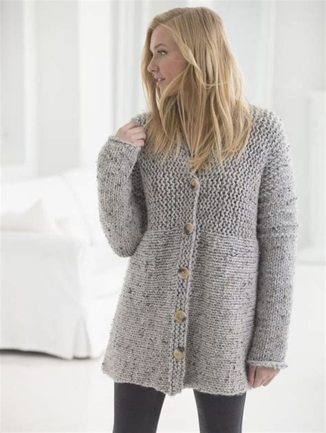 free knitting patterns chunky cardigans delicious knit cardigan new free pattern from brand