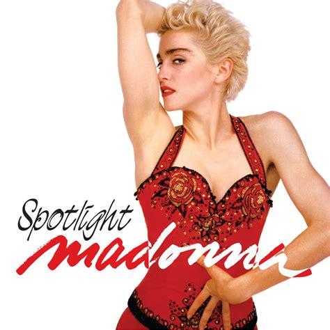 Spotlight Cover by Spotlight Madonna Japanese Single Lyrics Mad